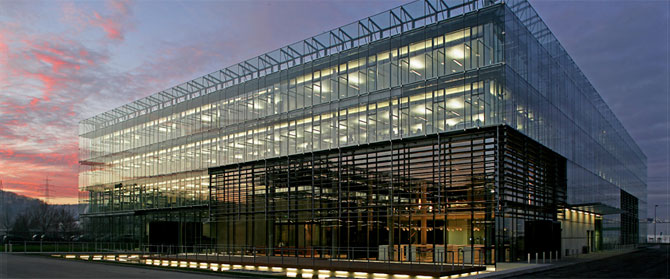 HUGO BOSS corporate headquarters - Metzingen, Germany